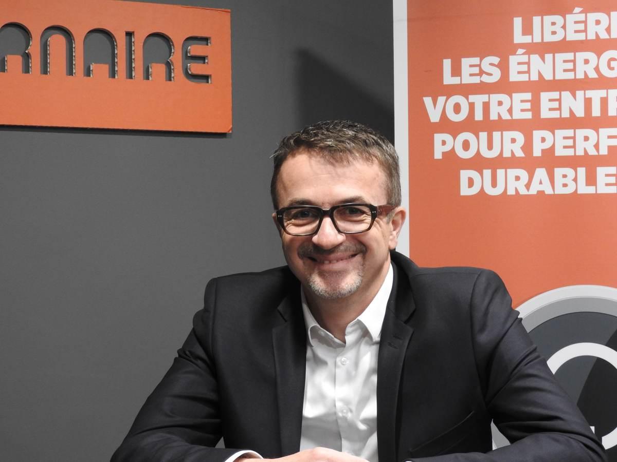 Philippe Delwarde, Président de Quaternaire